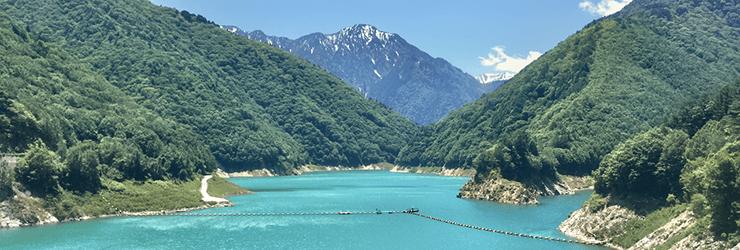 龍神湖写真